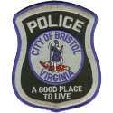 Bristol Police Department, Virginia