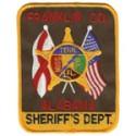 Franklin County Sheriff's Office, Alabama