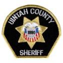 Uintah County Sheriff's Office, Utah