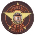Bryan County Sheriff's Office, Georgia
