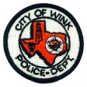 Wink Police Department, Texas