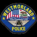 Westmorland Police Department, California