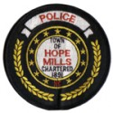Hope Mills Police Department, North Carolina