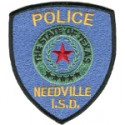 Needville Independent School District Police Department, Texas