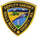 Walla Walla County Sheriff's Office, Washington