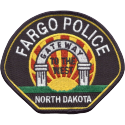 Fargo Police Department, North Dakota