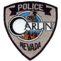 Carlin Police Department, Nevada