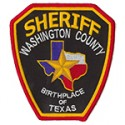 Washington County Sheriff's Office, Texas
