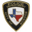 Roscoe Police Department, Texas