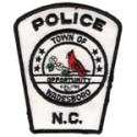 Wadesboro Police Department, North Carolina