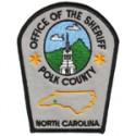 Polk County Sheriff's Office, North Carolina