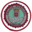 Carolina Municipal Police Department, Puerto Rico