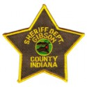 Gibson County Sheriff's Department, Indiana