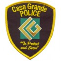 Casa Grande Police Department, Arizona