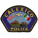 Calexico Police Department, California