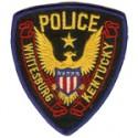 Whitesburg Police Department, Kentucky