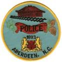 Aberdeen Police Department, North Carolina