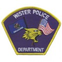 Wister Police Department, Oklahoma