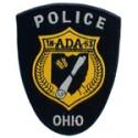 Ada Police Department, Ohio