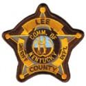 Lee County Sheriff's Office, Kentucky
