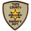 Tate County Sheriff's Office, Mississippi
