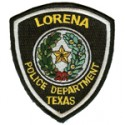 Lorena Police Department, Texas