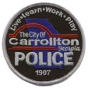 Carrollton Police Department, Georgia