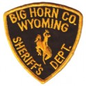 Big Horn County Sheriff's Office, Wyoming