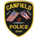 Canfield Police Department, Ohio