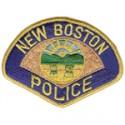 New Boston Police Department, Ohio