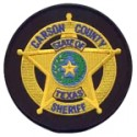 Carson County Sheriff's Department, Texas