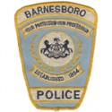 Barnesboro Borough Police Department, Pennsylvania