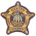 Carter County Sheriff's Department, Kentucky