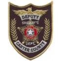 Carter County Sheriff's Office, Oklahoma
