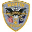 Martin Police Department, Kentucky