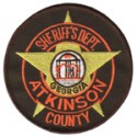 Atkinson County Sheriff's Office, Georgia
