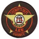 Lee County Sheriff's Office, Georgia