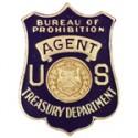 United States Department of the Treasury - Bureau of Prohibition, U.S. Government