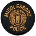 Middlesboro Police Department, Kentucky