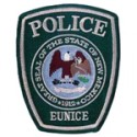 Eunice Police Department, New Mexico