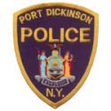 Port Dickinson Police Department, New York