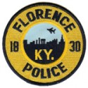 Florence Police Department, Kentucky