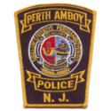 Perth Amboy Police Department, New Jersey