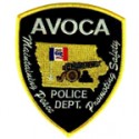 Avoca Police Department, Iowa