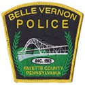 Belle Vernon Borough Police Department, Pennsylvania