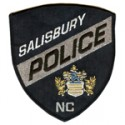 Salisbury Police Department, North Carolina