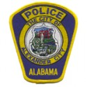Alexander City Police Department, Alabama