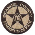 Emanuel County Sheriff's Office, Georgia