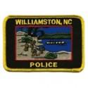 Williamston Police Department, North Carolina