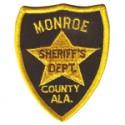 Monroe County Sheriff's Office, Alabama
